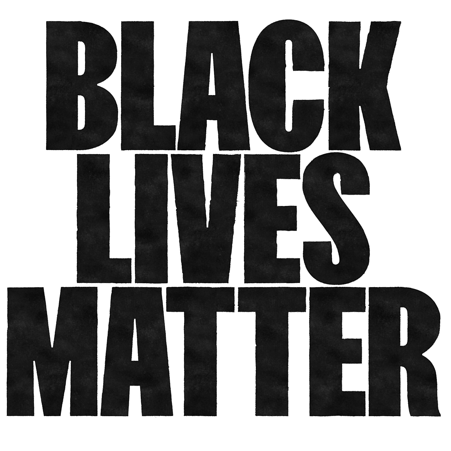 Black lives matter.  Our journey towards meaningful change.